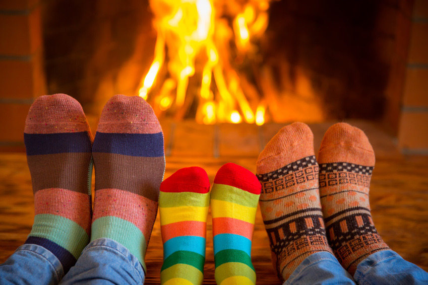 How to create warm atmosphere at home