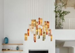 Ceiling light pendant for living room decor