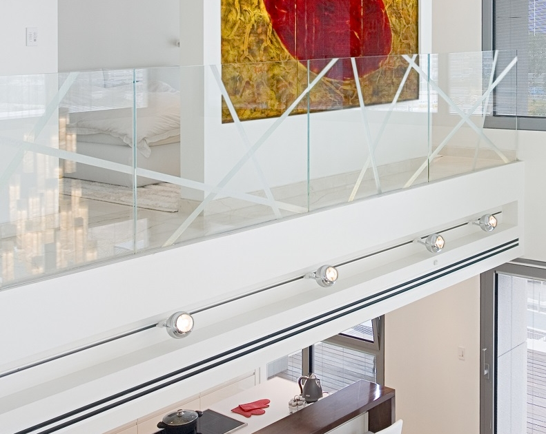Glass & Light paiting for indoor design