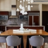 Hanging ceiling light for kitchen island